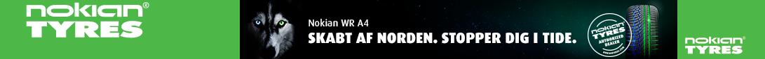 Nokian dæk og hjulcenter - v/Nielsen Biler i Stensved